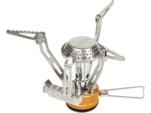 LACD Tirich Mir Estufa de gas con Encendido Piezoeléctrico